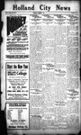 Holland City News, Volume 48, Number 1: January 2, 1919