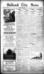 Holland City News, Volume 48, Number 3: January 16, 1919