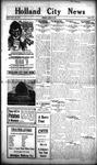 Holland City News, Volume 48, Number 5: January 30, 1919
