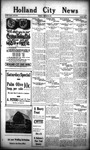 Holland City News, Volume 48, Number 8: February 20, 1919