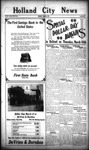 Holland City News, Volume 48, Number 10: March 6, 1919