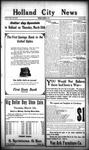 Holland City News, Volume 48, Number 11: March 13, 1919