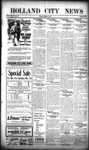Holland City News, Volume 48, Number 12: March 20, 1919
