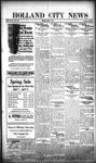 Holland City News, Volume 48, Number 14: April 3, 1919