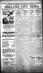 Holland City News, Volume 48, Number 18: May 1, 1919