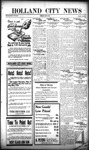 Holland City News, Volume 48, Number 19: May 8, 1919