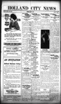 Holland City News, Volume 48, Number 20: May 15, 1919