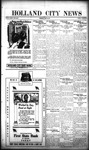 Holland City News, Volume 48, Number 22: May 29, 1919