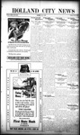 Holland City News, Volume 48, Number 23: June 5, 1919