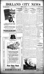 Holland City News, Volume 48, Number 25: June 19, 1919