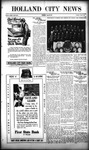 Holland City News, Volume 48, Number 26: June 26, 1919