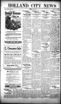 Holland City News, Volume 48, Number 28: July 10, 1919