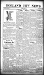 Holland City News, Volume 48, Number 29: July 17, 1919 by Holland City News