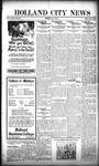 Holland City News, Volume 48, Number 33: August 14, 1919 by Holland City News