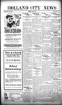 Holland City News, Volume 48, Number 35: August 28, 1919 by Holland City News