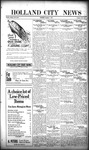 Holland City News, Volume 48, Number 36: September 4, 1919