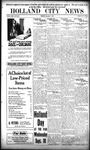 Holland City News, Volume 48, Number 37: September 11, 1919