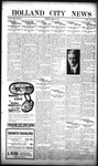 Holland City News, Volume 48, Number 38: September 18, 1919