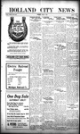 Holland City News, Volume 48, Number 40: October 2, 1919 by Holland City News