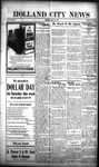 Holland City News, Volume 48, Number 42: October 16, 1919 by Holland City News