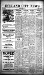 Holland City News, Volume 48, Number 43: October 23, 1919 by Holland City News
