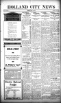 Holland City News, Volume 48, Number 44: October 30, 1919 by Holland City News