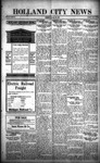 Holland City News, Volume 48, Number 47: November 20, 1919 by Holland City News