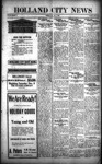 Holland City News, Volume 48, Number 49: December 4, 1919