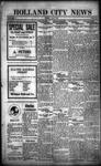 Holland City News, Volume 49, Number 2: January 8, 1920