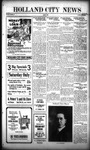Holland City News, Volume 49, Number 15: April 8, 1920