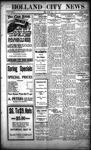 Holland City News, Volume 49, Number 20: May 13, 1920