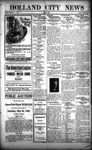 Holland City News, Volume 49, Number 21: May 20, 1920 by Holland City News