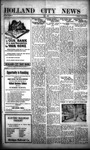 Holland City News, Volume 49, Number 27: July 1, 1920