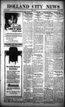 Holland City News, Volume 49, Number 30: July 22, 1920 by Holland City News
