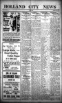 Holland City News, Volume 49, Number 31: July 29, 1920 by Holland City News