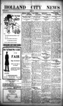 Holland City News, Volume 49, Number 34: August 19, 1920 by Holland City News