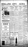 Holland City News, Volume 49, Number 35: August 26, 1920 by Holland City News