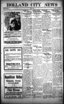 Holland City News, Volume 49, Number 39: September 23, 1920 by Holland City News
