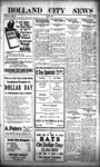 Holland City News, Volume 49, Number 40: September 30, 1920 by Holland City News
