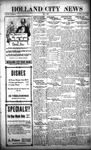 Holland City News, Volume 49, Number 41: October 7, 1920 by Holland City News