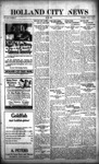 Holland City News, Volume 49, Number 43: October 21, 1920 by Holland City News