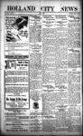 Holland City News, Volume 49, Number 45: November 4, 1920
