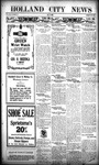 Holland City News, Volume 49, Number 51: December 16, 1920 by Holland City News