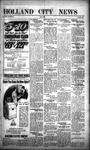 Holland City News, Volume 50, Number 2: January 6, 1921