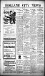 Holland City News, Volume 50, Number 3: January 13, 1921