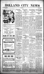 Holland City News, Volume 50, Number 4: January 20, 1921
