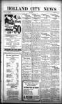 Holland City News, Volume 50, Number 5: January 27, 1921