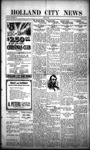 Holland City News, Volume 50, Number 7: February 10, 1921