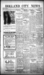 Holland City News, Volume 50, Number 9: February 24, 1921