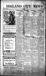 Holland City News, Volume 50, Number 10: March 3, 1921